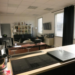 Location Bureau Saint-Ouen 103 m²
