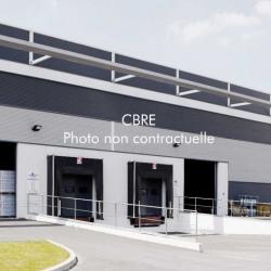 Location Entrepôt Le Bourget 3190 m²