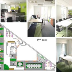 Location Bureau Paris 8ème 545 m²