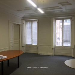 Location Bureau Paris 8ème 200 m²