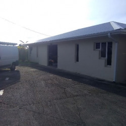 Location Entrepôt Ducos 160 m²