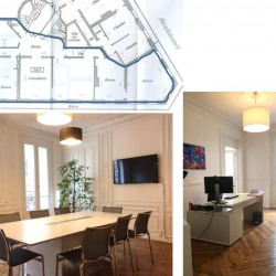 Location Bureau Paris 8ème 172 m²