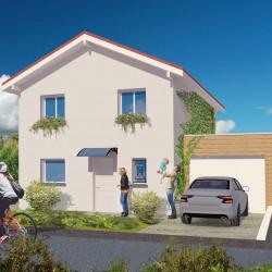 Terrain  de 1 m²  Montbonnot-Saint-Martin  (38330)