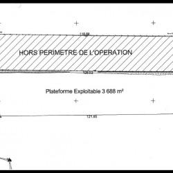 Vente Terrain Ternay 8788 m²