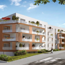 photo appartement neuf La Roche sur Yon