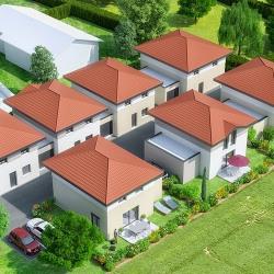 Maison  5 pièces + Terrain   m² Sciez