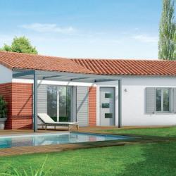 Maison  5 pièces + Terrain  658 m² Saint-Rustice