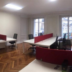 Location Bureau Paris 9ème 15 m²