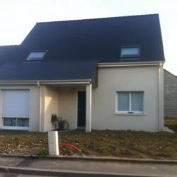 Maison  5 pièces + Terrain   m² La Croix-en-Touraine