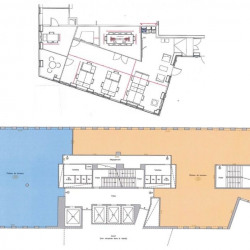 Location Bureau Arcueil 880 m²