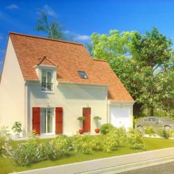 Maison  4 pièces + Terrain  600 m² Chéry-Lès-Pouilly