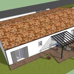 Maison  5 pièces + Terrain  376 m² Saint-Laurent-de-la-Prée