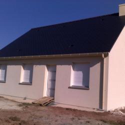Maison  4 pièces + Terrain  1140 m² Villiersfaux