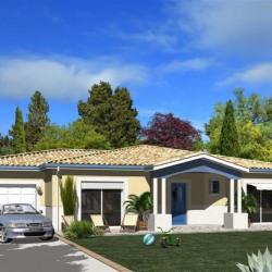 Maison  5 pièces + Terrain  1640 m² Saint-Martin-de-Gurson