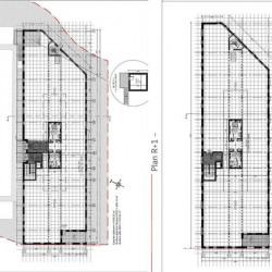 Location Bureau Peltre 1798 m²