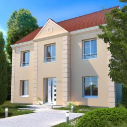 Maison  6 pièces + Terrain  350 m² Marly-la-Ville