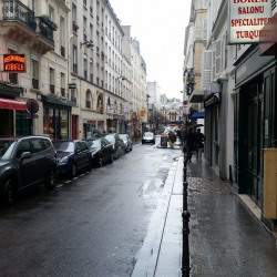 Location Local commercial Paris 10ème 20,6 m²