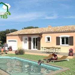 Maison  4 pièces + Terrain  326 m² Carpentras