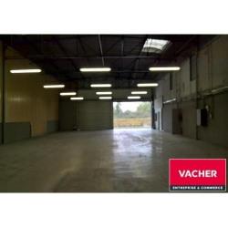 Location Local d'activités Bordeaux 860 m²
