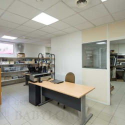 Location Bureau Clichy 165 m²
