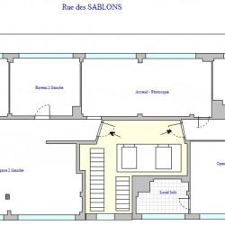 Vente Bureau Paris 16ème 192 m²
