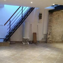 Vente Local commercial Aubervilliers 162 m²