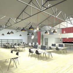 Vente Bureau Vitry-sur-Seine 226 m²
