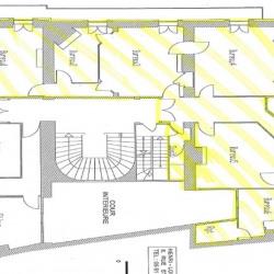 Location Bureau Toulouse 127 m²