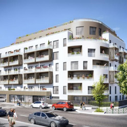 photo appartement neuf Asnieres sur Seine