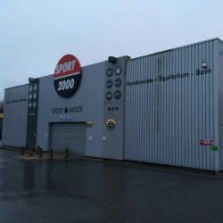 Location Local commercial Villers-Cotterêts 912 m²