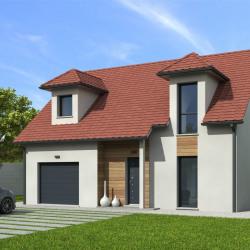 Maison  7 pièces + Terrain  1050 m² Nouvion sur Meuse