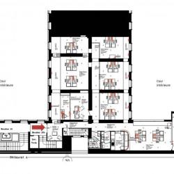 Location Bureau Paris 8ème 255 m²