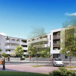 photo appartement neuf Anglet