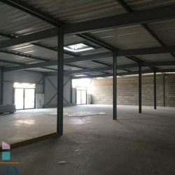 Location Local commercial Tignieu-Jameyzieu 420 m²