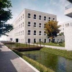 Location Bureau Lomme 5278 m²