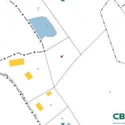 Vente Terrain Saint-Gence 2615 m²