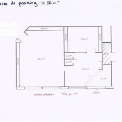 Location Bureau Savigny-le-Temple 154 m²