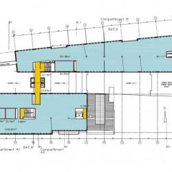 Location Bureau Montreuil 11380 m²