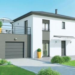 Maison  6 pièces + Terrain  900 m² Issoire