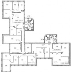 Location Bureau Neuilly-Plaisance 421 m²