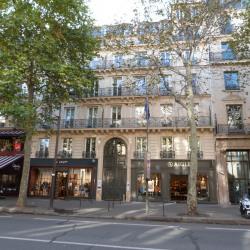 Location Bureau Paris 2ème 340 m²