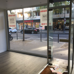 Location Local commercial Paris 14ème 45 m²