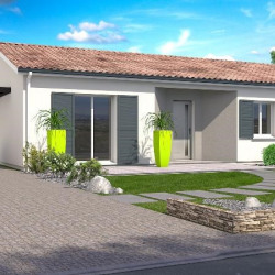 Maison  4 pièces + Terrain   m² Cahors