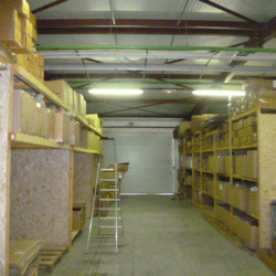 Vente Local d'activités Saint-Thibéry 364 m²
