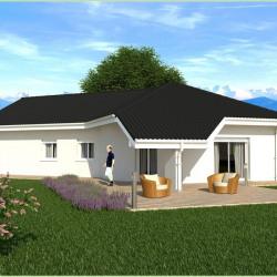 Maison  4 pièces + Terrain  500 m² Scionzier