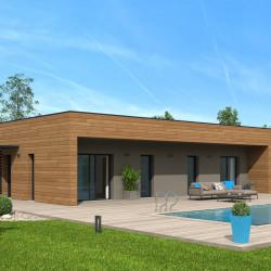 Maison  4 pièces + Terrain  561 m² Carpentras