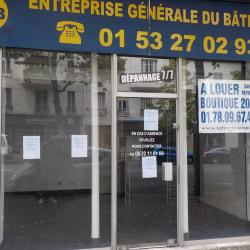 Location Local commercial Paris 12ème 20 m²