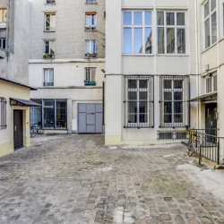 Location Bureau Paris 10ème 479 m²