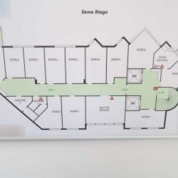 Location Bureau Boulogne-Billancourt 258 m²