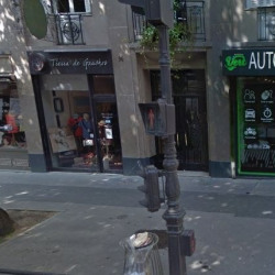 Location Local commercial Paris 16ème 48,3 m²